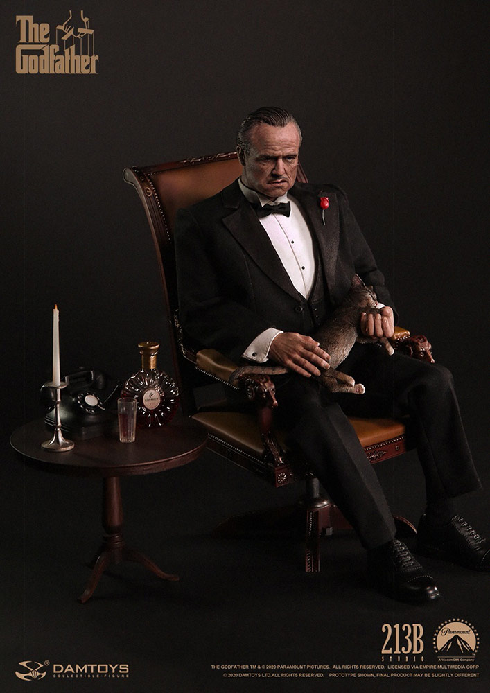 [Pre-Order] The Godfather - Vito Corleone Sixth Scale Figure